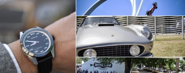 PHOTO REPORT – Cars-and-Watches with Montblanc at Goodwood Festival of Speed 2017