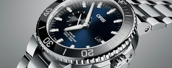 Introducing – Oris Aquis Small Second Date