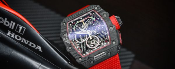 Watches and Formula 1 – Episode 6 – McLaren & Richard Mille