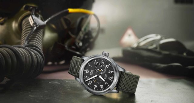 Die neue Oris Big Crown ProPilot Worldtimer