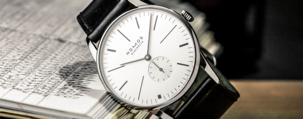 "Introducing – Nomos Orion ""De Stijl"" Limited Edition for Ace Jewelers, Celebrating Neoplasticism and Mondrian"