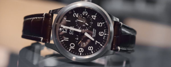 Oris Launches the Big Crown ProPilot Worldtimer, With a Clever Bezel-Actuated Dual-Time Function