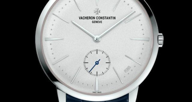 Die neue Vacheron Constantin Patrimony Collection Excellence Platine