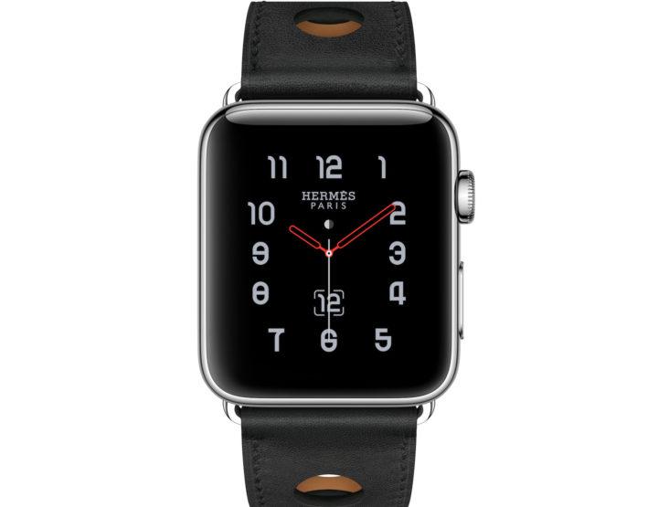 Paris trifft Cupertino: Die neue Apple Watch 3 Hermès