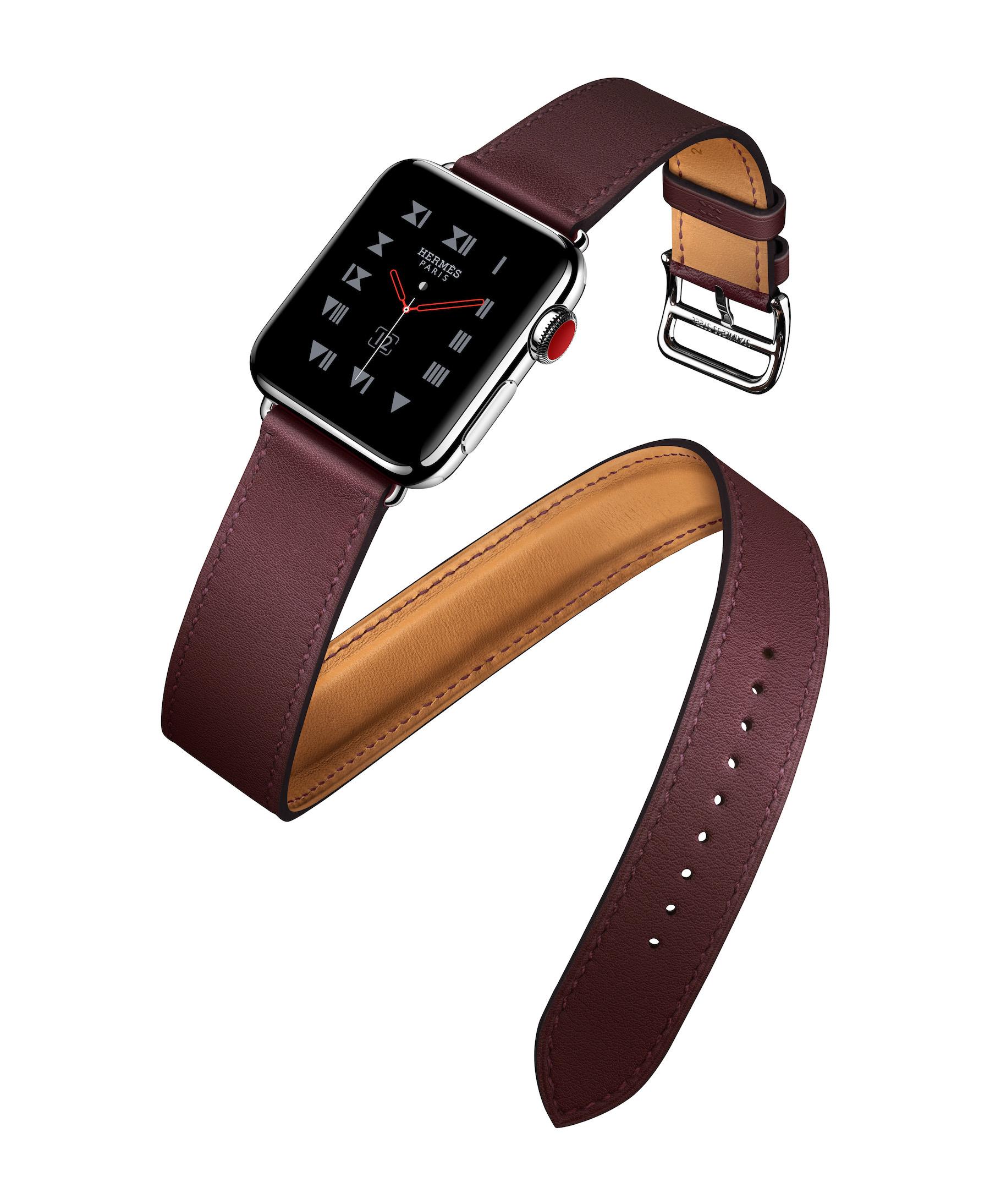 Die Apple Watch Hermes Serie 3
