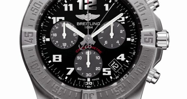 Die neue Breitling Chronospace Evo B60