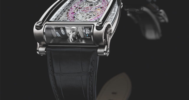 Die MB&F HM 8 Only Watch 2017