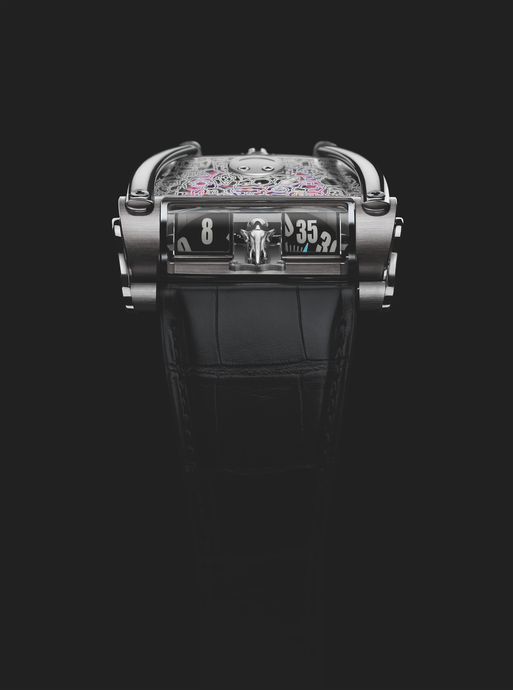 Die MB&F HM8 Only Watch