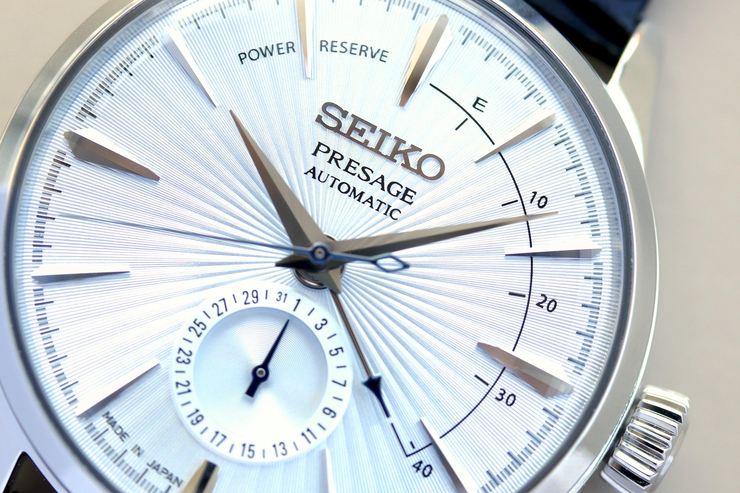 Die Seiko Presage SSA343J1