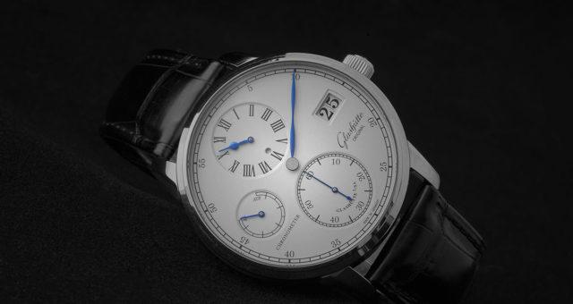 Die Glashütte Original Senator Chronometer Regulator
