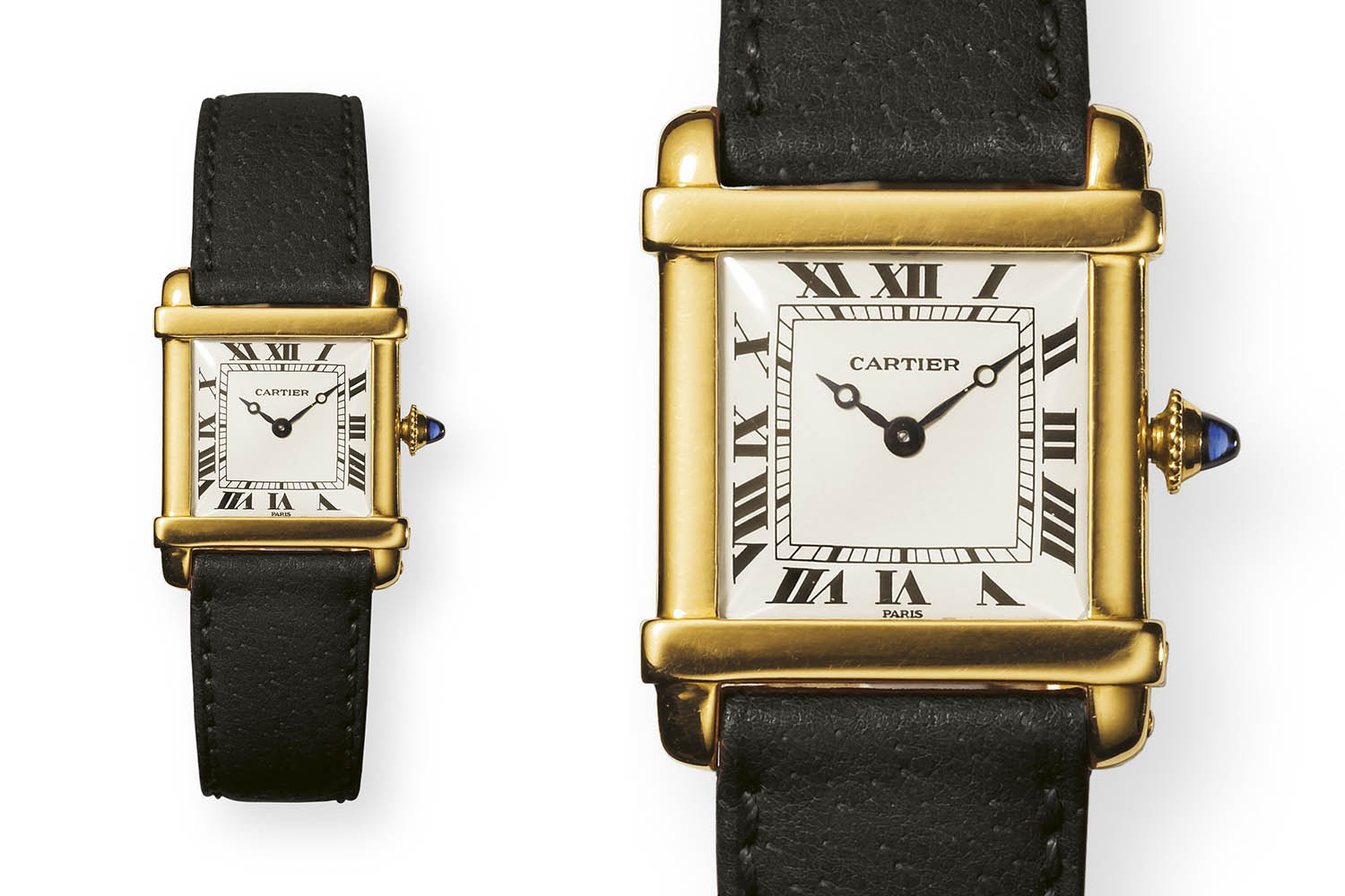 History Cartier Tank 100 years – 1922 Cartier Tank chinoise