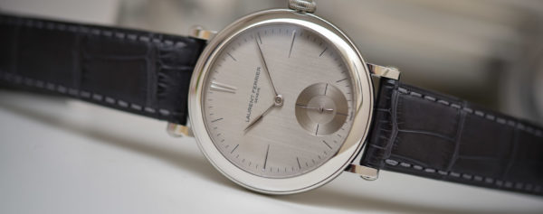 Review – Dissecting the Laurent Ferrier Montre Ecole in Steel to Understand the Meaning of Haute-Horlogerie
