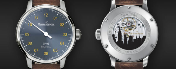 Introducing – MeisterSinger No. 01 City Edition, 45 Different Editions Paying Homage To Your Favorite City