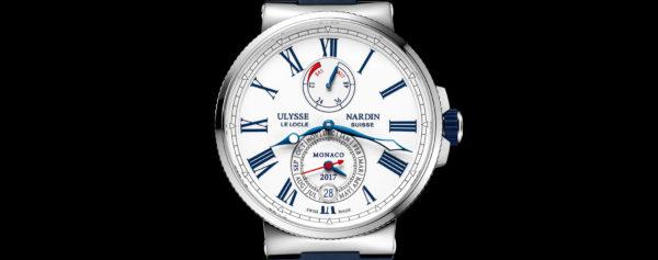Introducing – Ulysse Nardin Marine Chronometer Annual Calendar Monaco Edition
