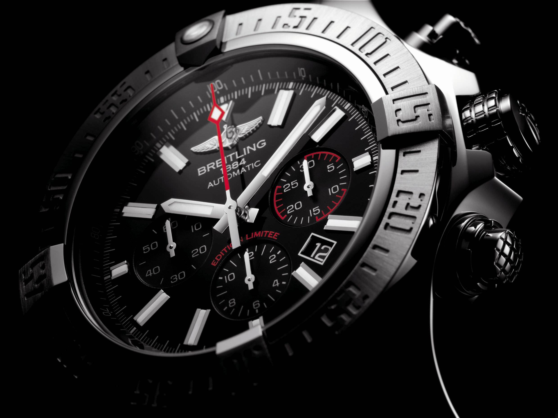 Die Breitling Super Avenger 01 Boutique Edition