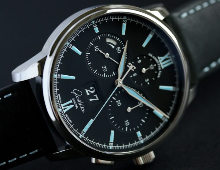 Glashütte Original: Senator Chronograph - The Capital Players