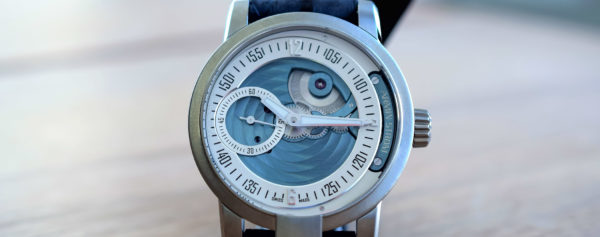 Women's Watch Wednesday – A Lady's Perspective on a Configured Armin Strom Manual
