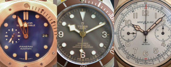 Buying Guide – 6 Great Bronze Watches for Patina Lovers