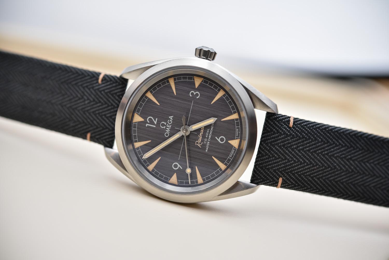 Omega Railmaster Master Chronometer Collection - Baselworld 2017 - Review Price