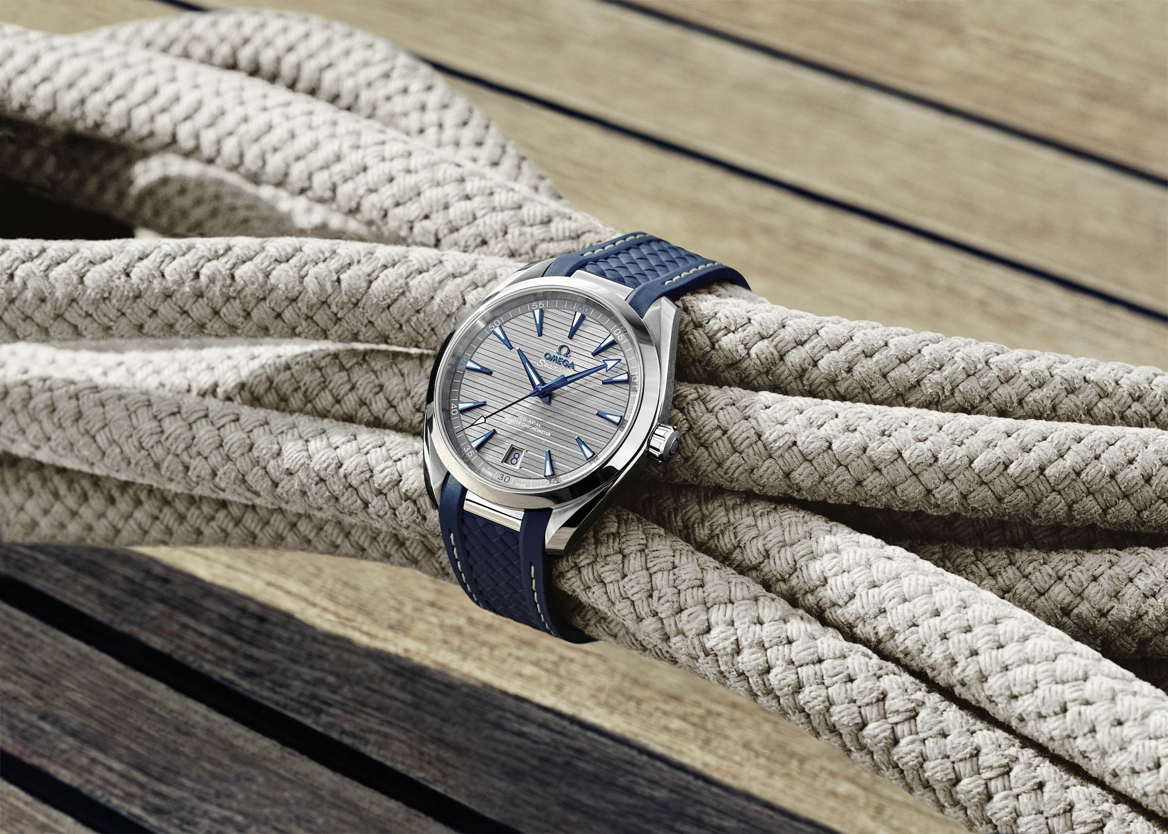 Die Omega Seamaster Aqua Terra 150M