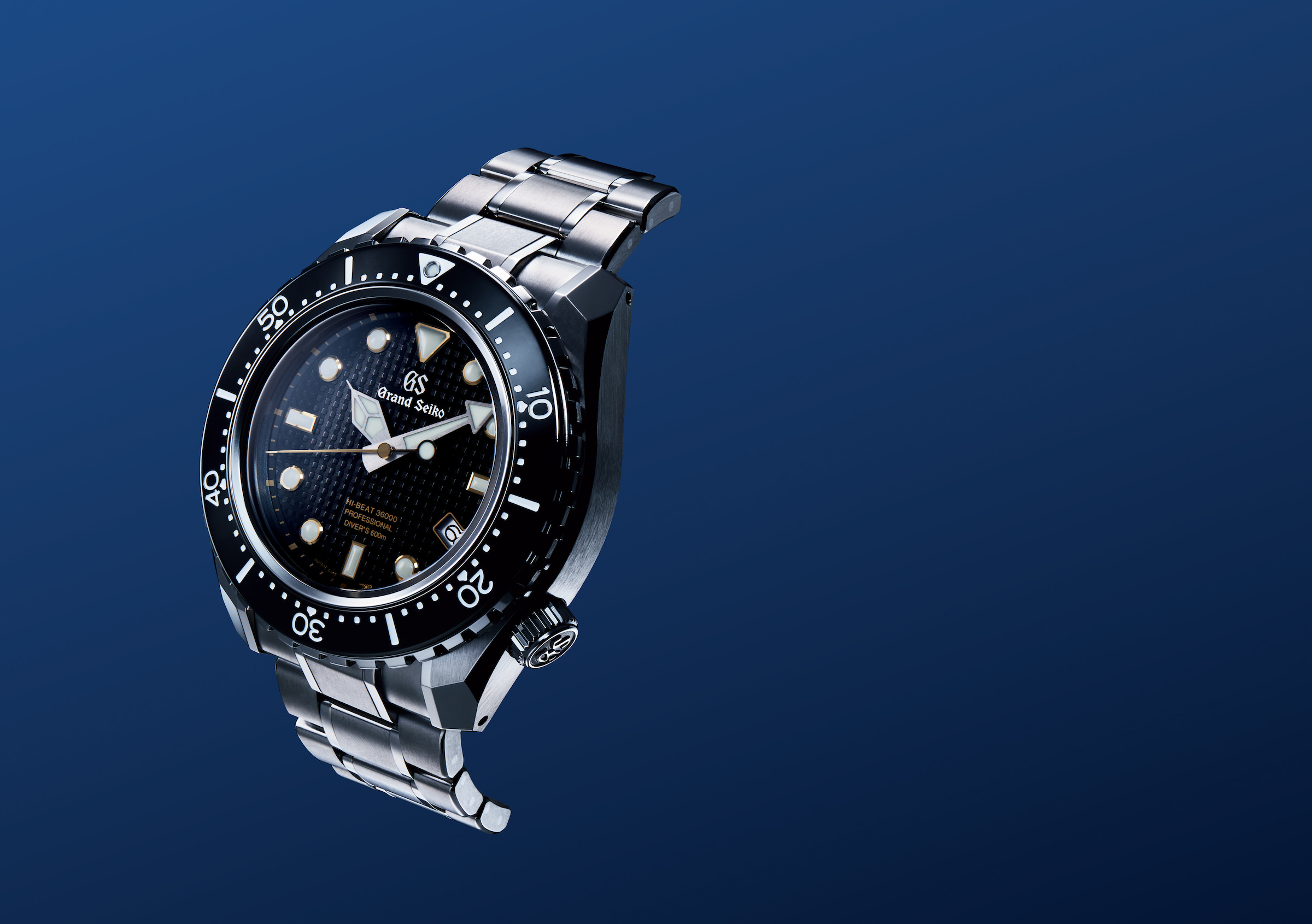 Die neue Grand Seiko Hi Beat Professional Diver