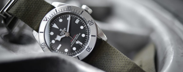 Up Close and Personal with the Tudor Heritage Black Bay Steel