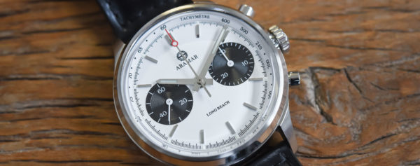 Value Proposition – Hands-On With The Aramar Long Beach Racing Chronograph