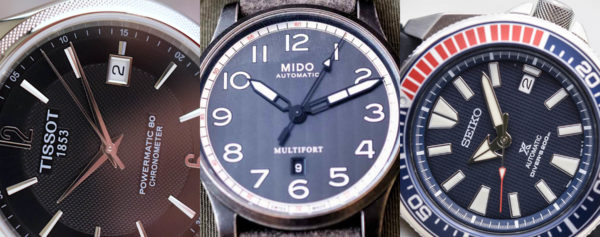 Buying Guide – 5 Automatic Watches from Established Brands Under EUR 1,000