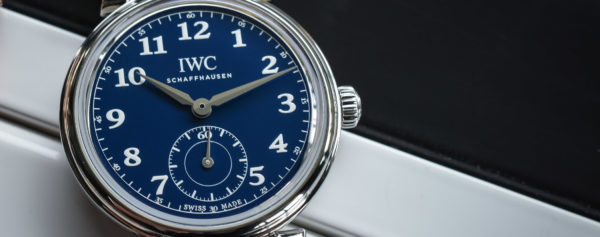 Pre-SIHH 2018 – Hands-On with the IWC Da Vinci Automatic Edition 150 Years (With new In-House Calibre)