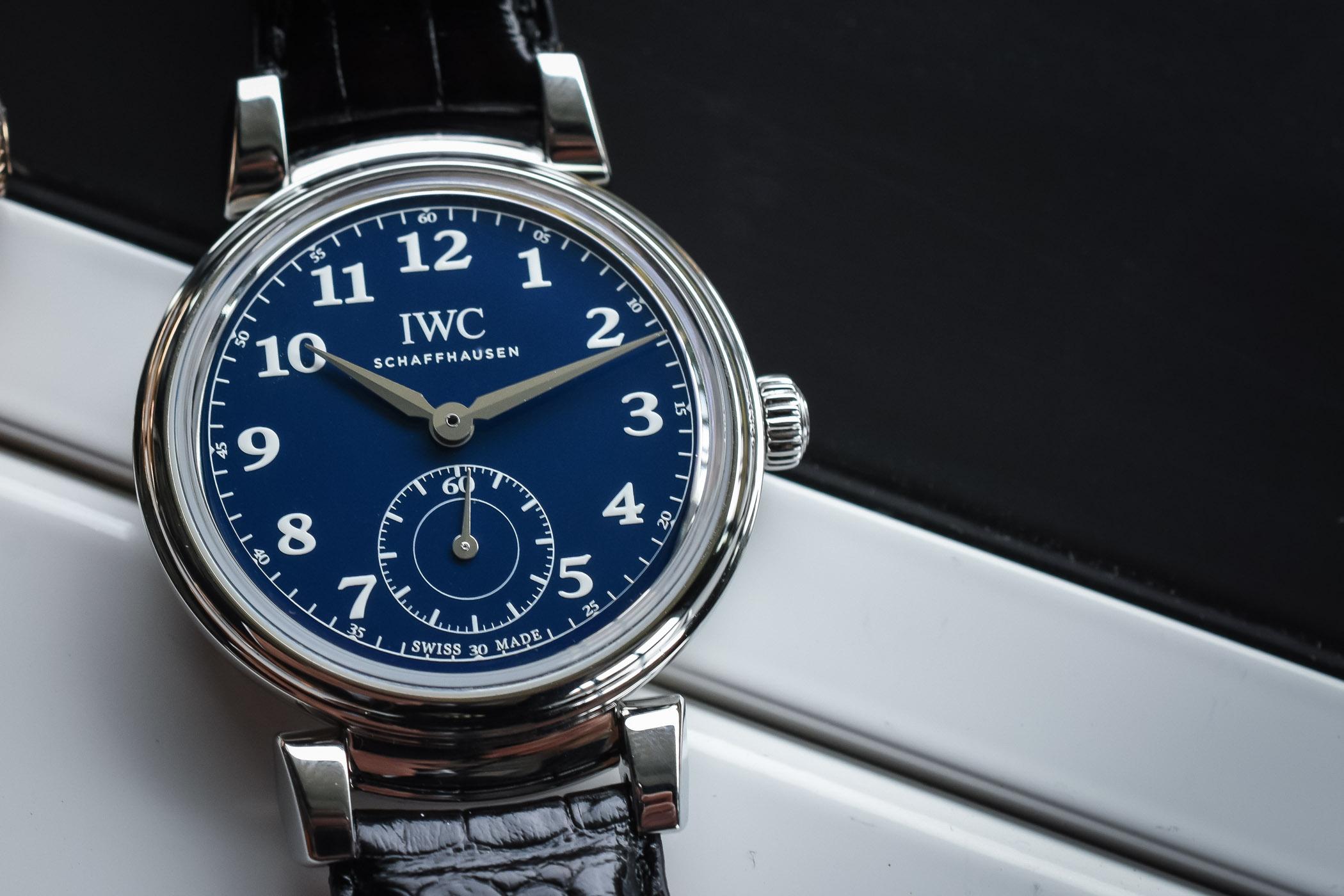 IWC Da Vinci Automatic Edition 150 Years IW358102 SIHH 2018
