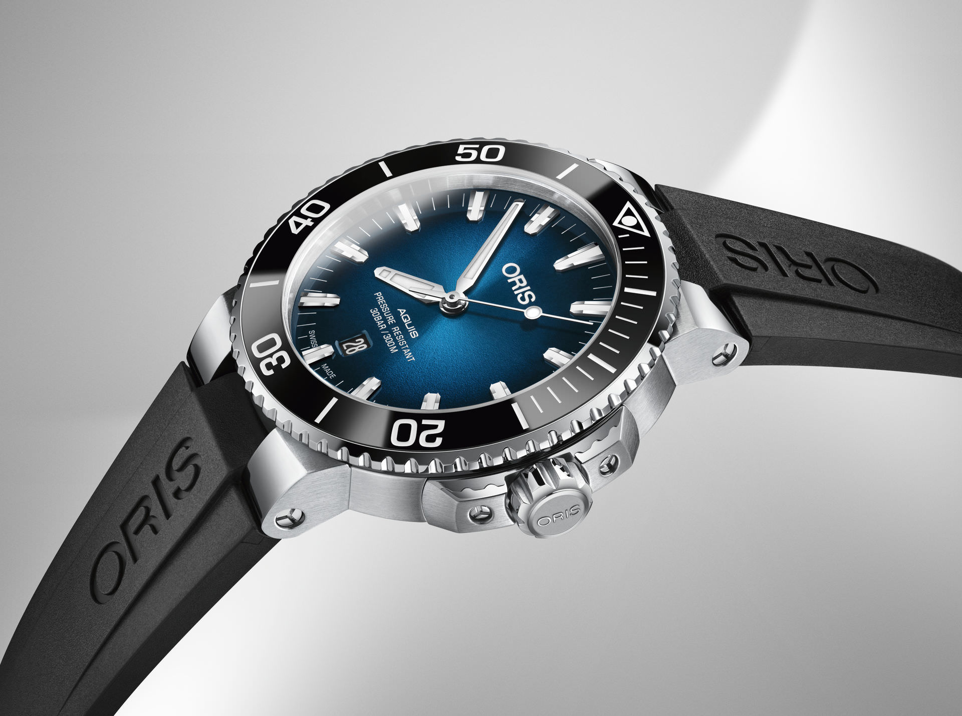 Die Oris Clipperton Limited Edition