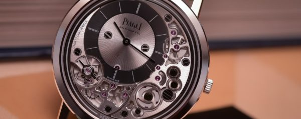 Review – The Piaget Altiplano Ultimate Automatic 910P, The New World's Thinnest Automatic Watch