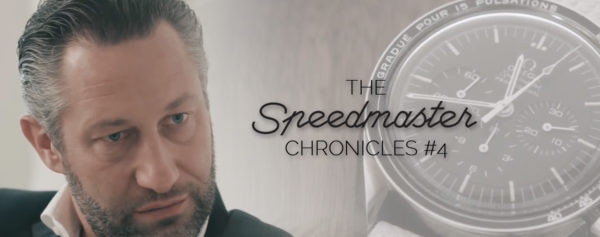 The Speedmaster Chronicles #4 – Aurel Bacs, Auctioneer at Phillips Watches