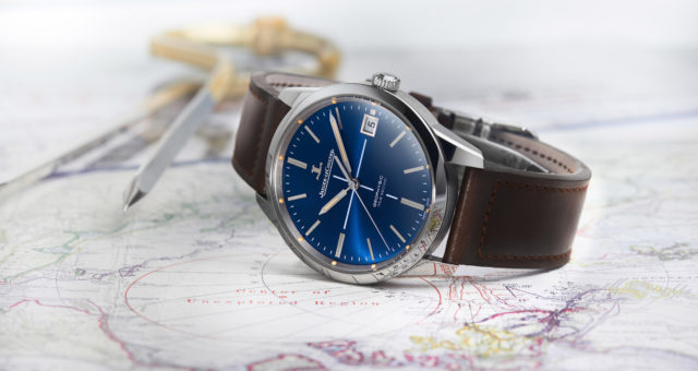 Online Only: Die Jaeger-LeCoultre Geophysic True Second Limited Edition
