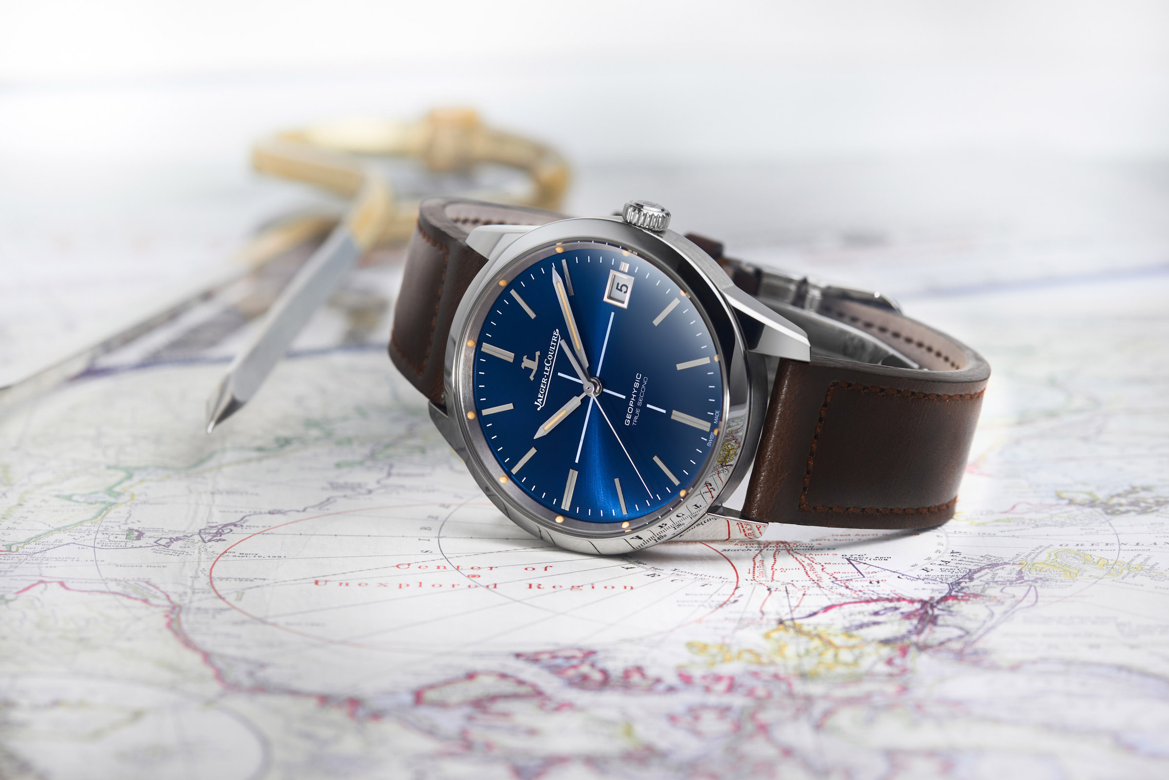 Die Jaeger-LeCoultre Geophysic Limited Edition