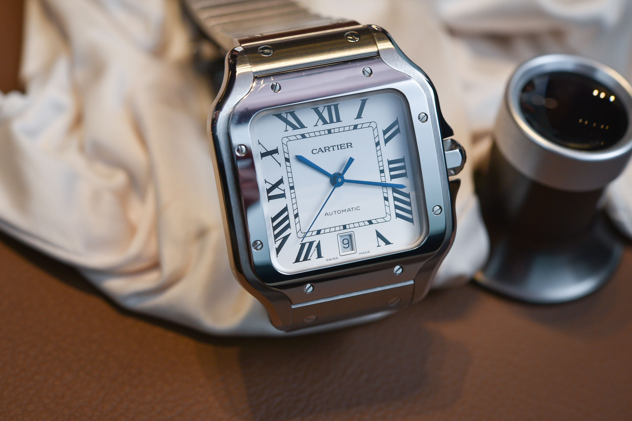 Cartier Santos Large Model 2018 Collection - SIHH