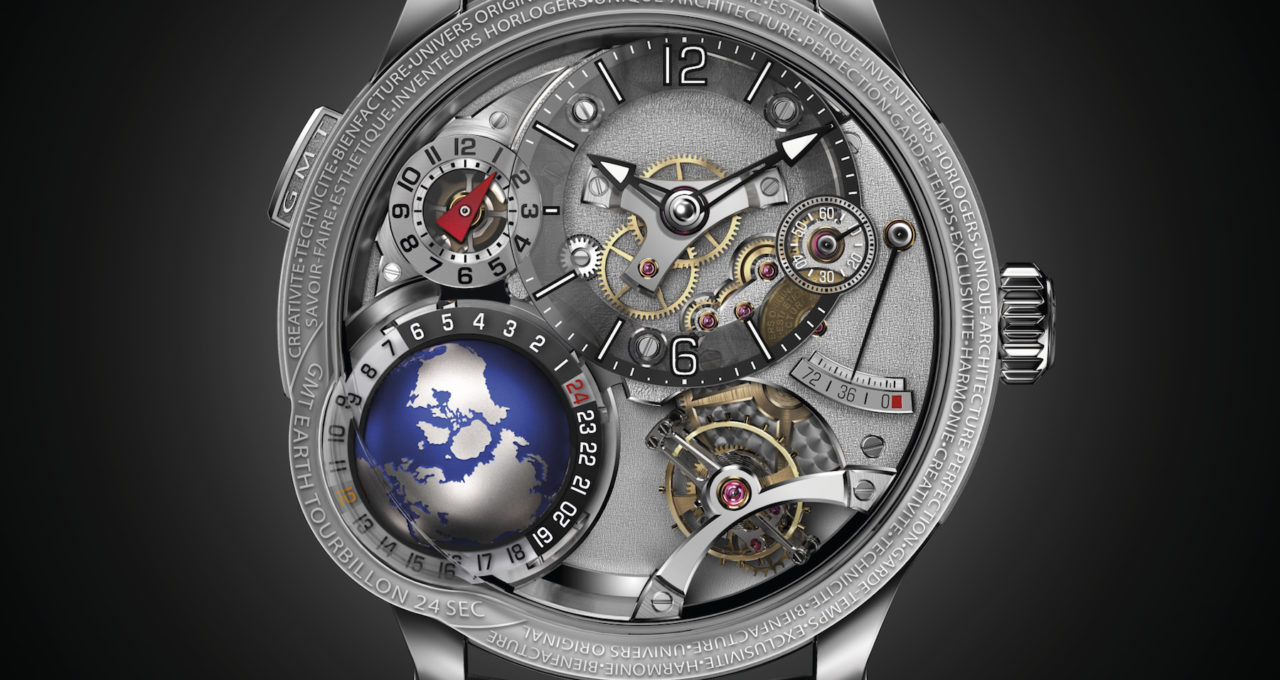 SIHH 2018: Greubel Forsey