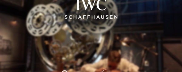 SIHH 2018 – Christoph Grainger-Herr of IWC, On The New Collection