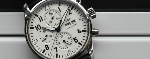 """IWC Pilot's Watch Chronograph Edition """"150 Years"""" (SIHH 2018)"""