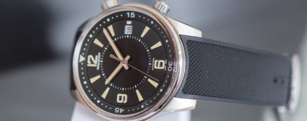 The Vintage-Inspired Jaeger LeCoultre Polaris Date (Live From SIHH 2018)