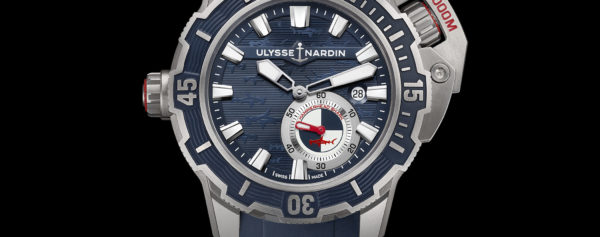 Ulysse Nardin Diver Deep Dive (SIHH 2018)