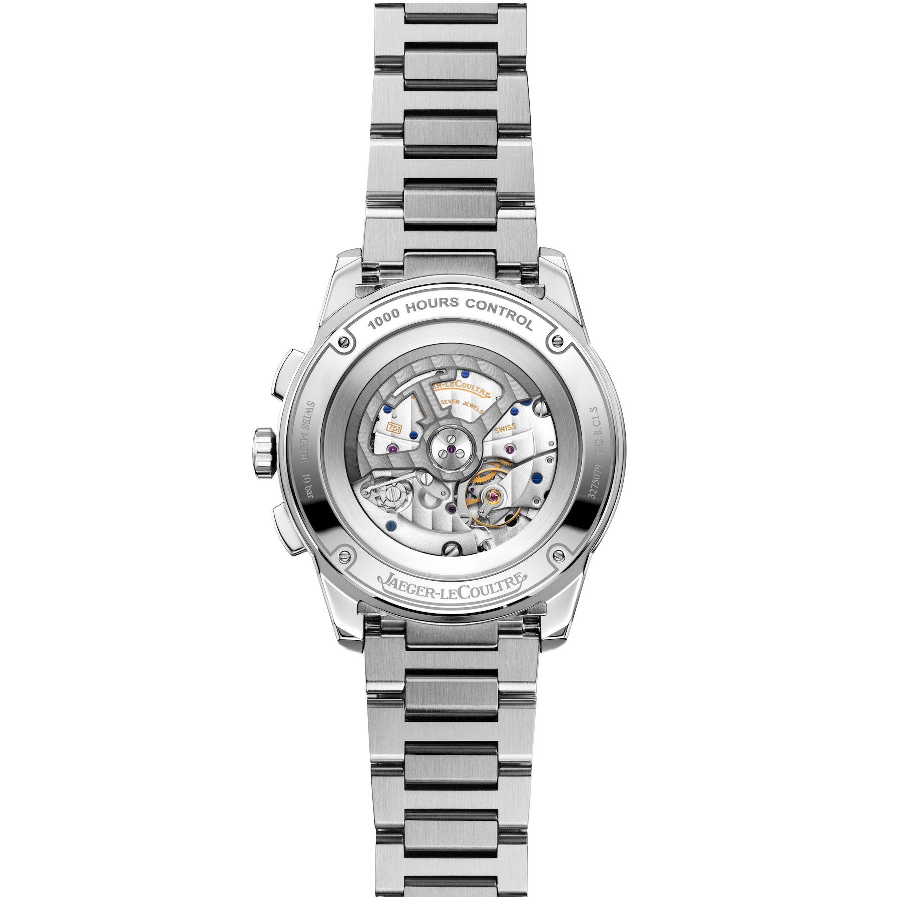 Die neue Jaeger-LeCoultre Polaris Chronograph