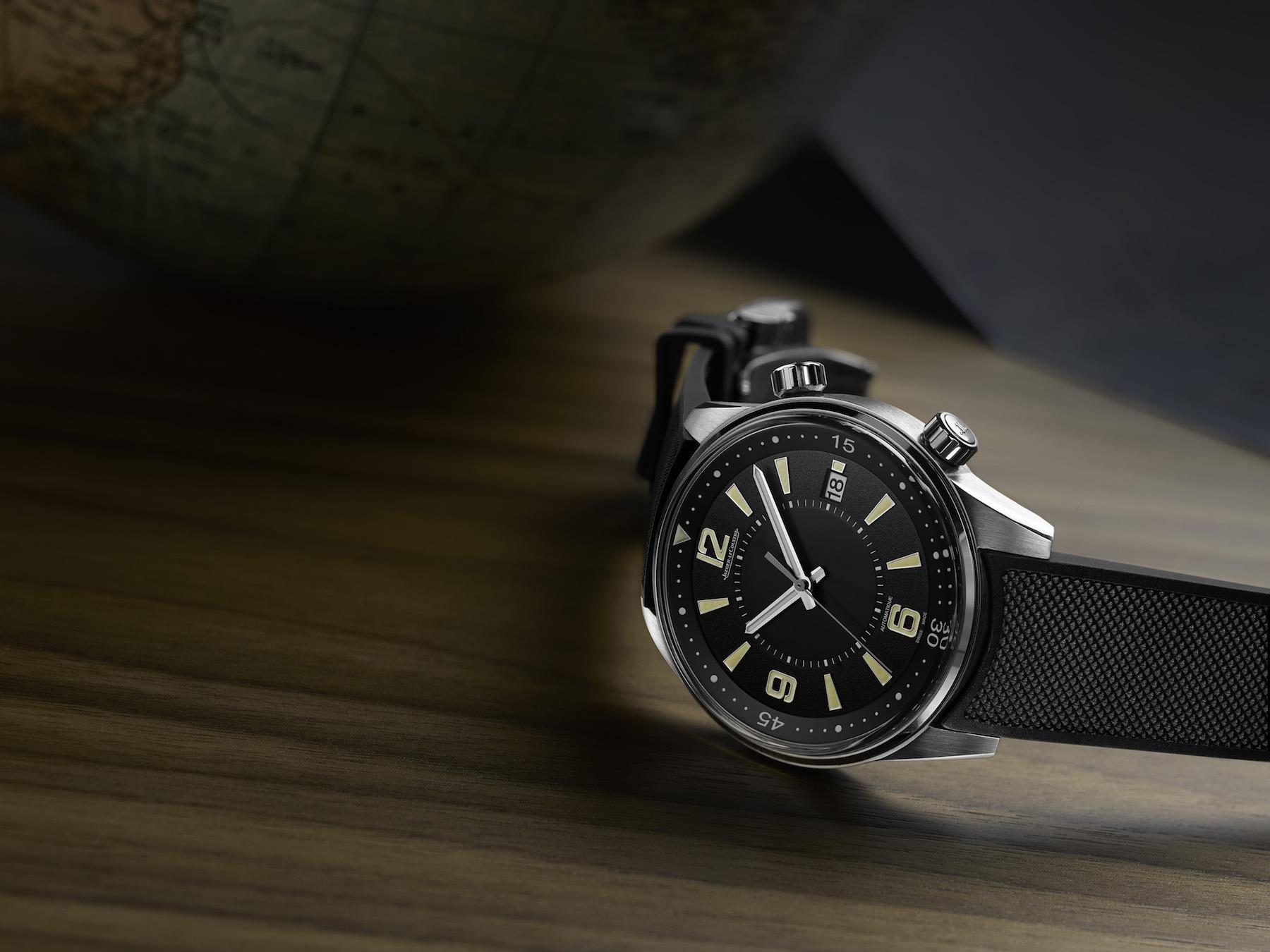 Die neue Jaeger-LeCoultre Polaris Date