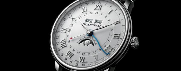 Pre-Baselworld 2018 – Blancpain Villeret Quantième Complet GMT