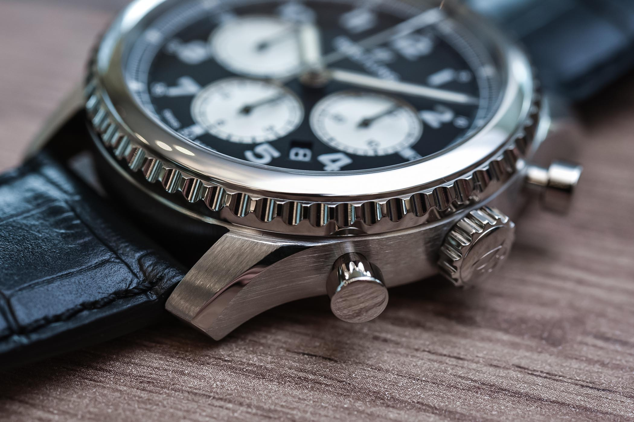 Breitling Navitimer 8 B01 - Review