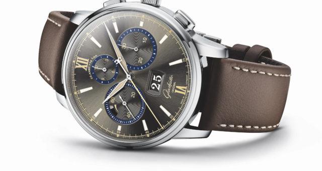 Die Glashütte Original Senator Chronograph – The Capital Edition