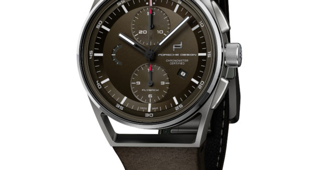 Porsche Design: Flyback-Chronograph ergänzt 1919 Collection