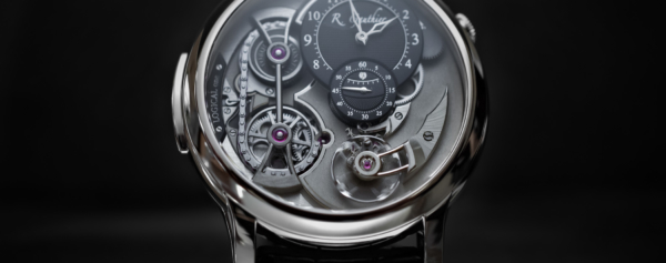 A Closer Look At the Ultra-Detailed Romain Gauthier Logical One