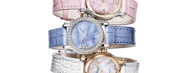 Women's Watch Wednesday – Chopard Happy Sport Manufacture gets an Automatic Movement for its 25th Birthday