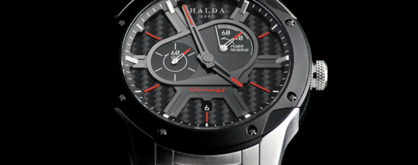 Introducing – Halda Race Pilot Group 63 Limited Edition – With Interchangeable Time Modules